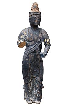 木造 聖観音菩薩立像