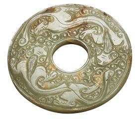 滑石袈裟環